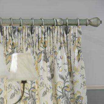Curtains made to measure in East Kent